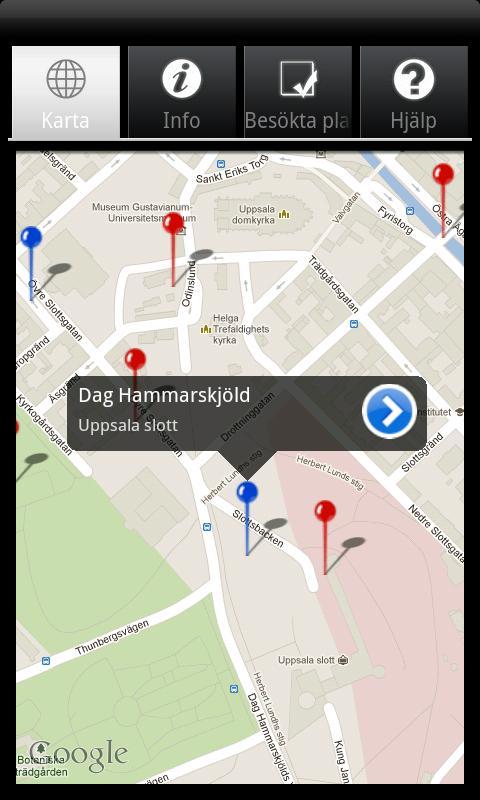 Fredsspår- screenshot
