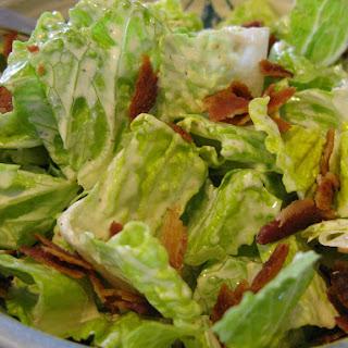 Paleo Caesar Salad.