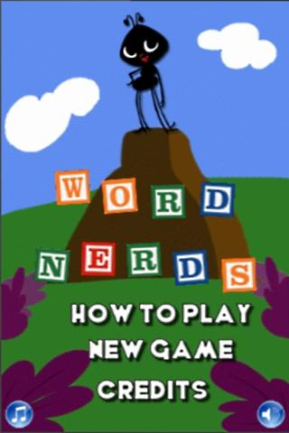 Word Nerds : Tap & Spell Words - screenshot