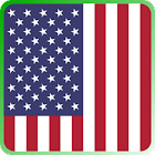 Guess U.S. - US States Trivia icon
