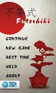 Futoshiki - screenshot thumbnail