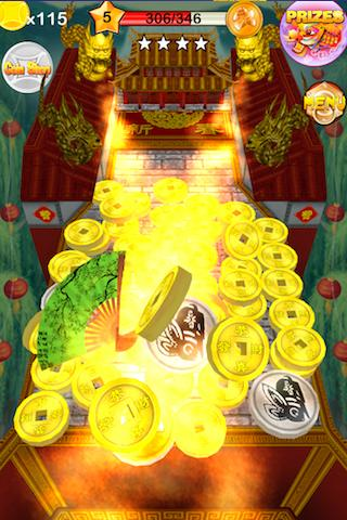 Coin Dozer: World Tour - screenshot