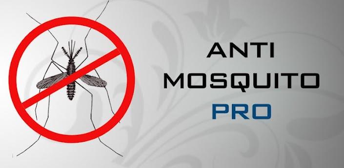 تخلص من الناموس مع هذا التطبيق Anti Mosquito PRO v1.105
