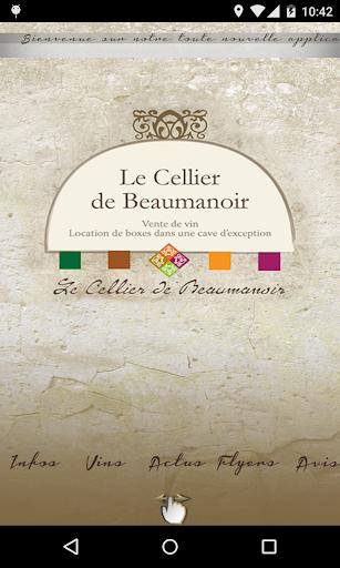 Le Cellier de Beaumanoir