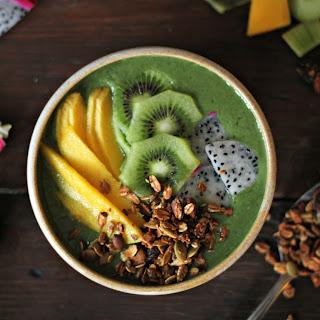 Big Green Breakfast Bowl Recipe