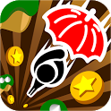 Falling Coins icon