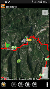 Btt Route (Road Travel Gps) - náhled