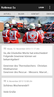 DRK Kreisverband Euskirchen - screenshot thumbnail