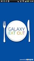 Screenshot of Galaxy Eat Out