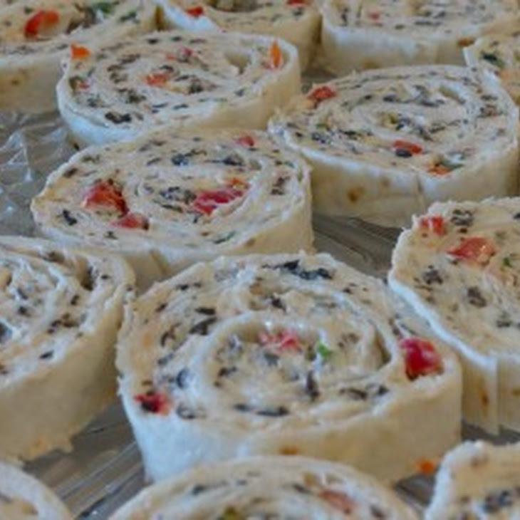 Cream Cheese Ranch Roll-Ups Recipe