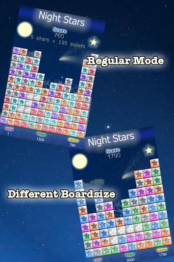 玩免費棋類遊戲APP|下載Night Stars - NonStop Popping app不用錢|硬是要APP