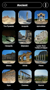 Sites in 3D - screenshot thumbnail