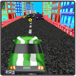 Highway Surfers - Traffic Rush