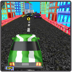 Highway Surfers – Traffic Rush for PC and MAC