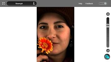Screenshot of Raytrix Light Field Viewer 3D