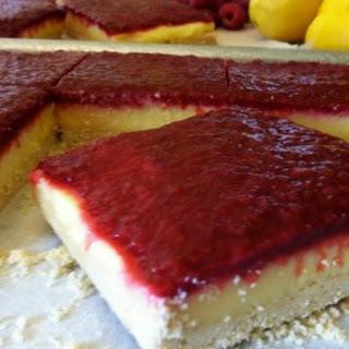 Lemon Rasberry Bars