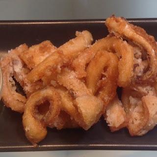 Squid Kara-Age with Japanese Mayonnaise Recipe