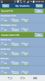 School Directory screenshot