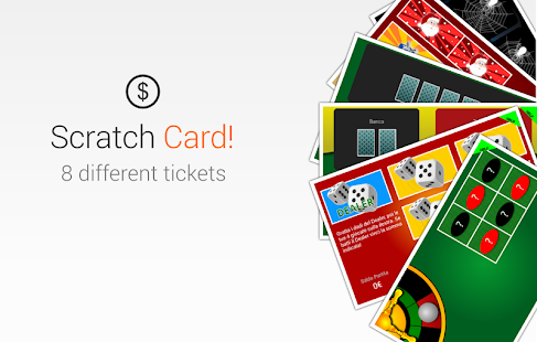Scratch cards! - screenshot thumbnail