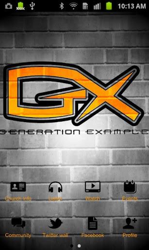 Generation Example