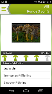 Pilzführer Nature Lexicon screenshot