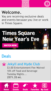 Times Square Crossroads - screenshot thumbnail