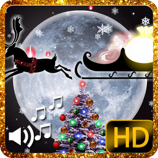 크리스마스 라이브 배경 화면 HD 個人化 App LOGO-硬是要APP