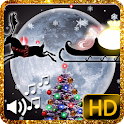 Natal Papel Parede Animado HD icon