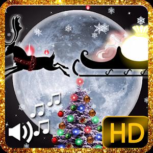 Navidad fondo animado HD Gratis