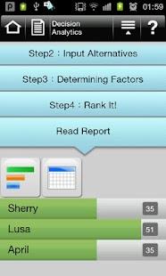Management Decision Analytics- screenshot thumbnail