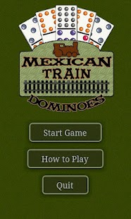 Mexican Train Dominoes Free