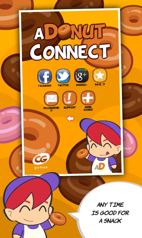 aDonutConnect- screenshot