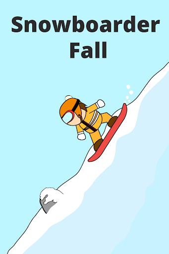 Snowboarder Fall Make Them Fal
