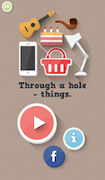 Screenshot of Through a hole - things