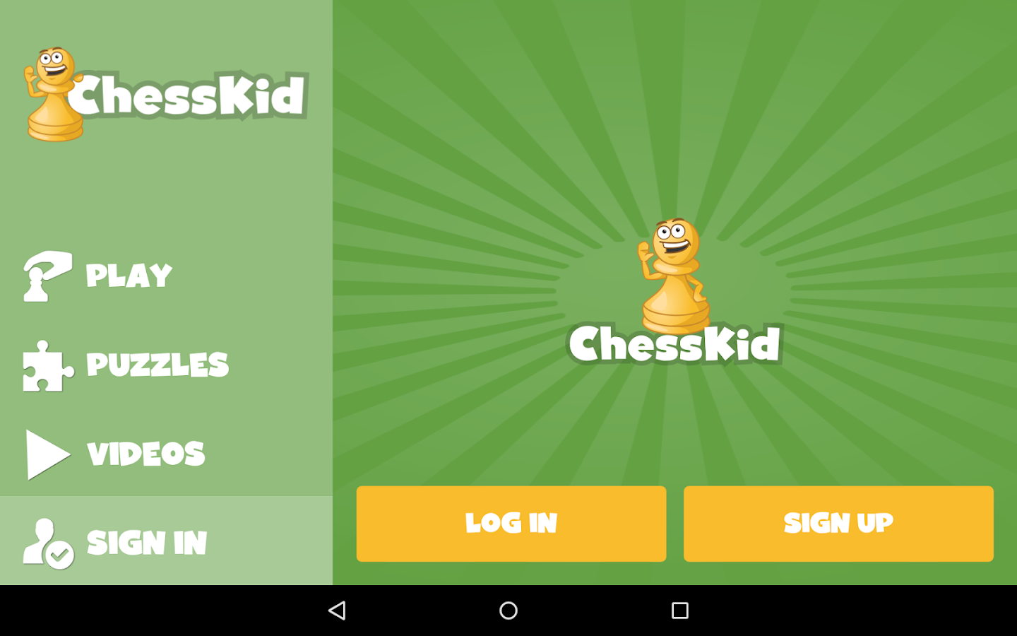 Chess for Kids - Play & Learn- screenshot
