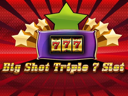 Big Shot Triple 7 Slot