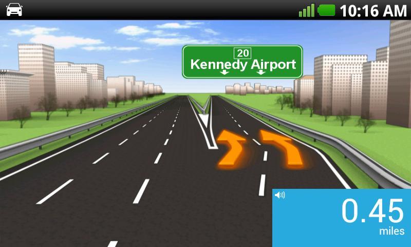 TomTom U.S.A.- screenshot
