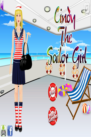 Cindy The Sailor Girl