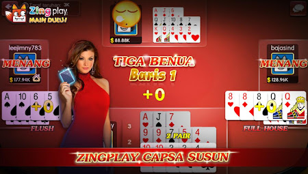 ZingPlay - Capsa susun 1.1 screenshot 360188