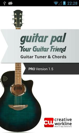 guitar pal Guitar Tuner Chords