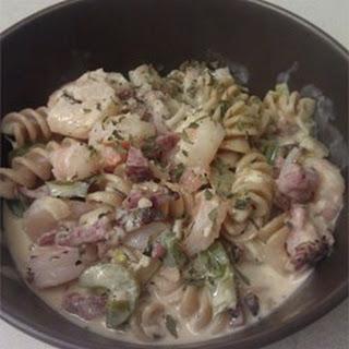 Shrimp and Tasso Pasta Recipe