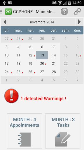 GCPhone 客户关系管理 报价单 发票