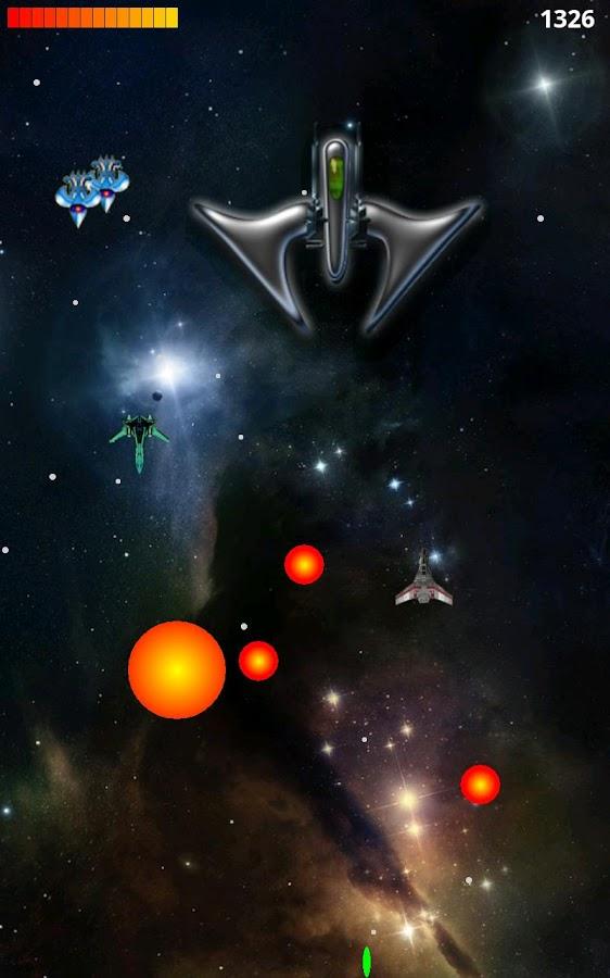 Space War Free - screenshot