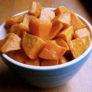 Honey-Roasted Sweet Potatoes