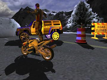 Race Stunt Fight 3!    ★FREE★ Screenshot 7
