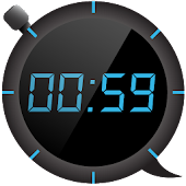 Digitale stopwatch en timer
