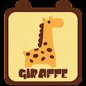 Giraffe Theme GO Launcher EX logo