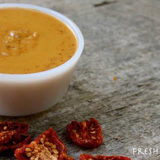 Tomato Cream Sauce Ingredients.