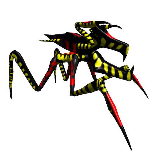 Attack Of The Alien Bugs 動作 App LOGO-硬是要APP