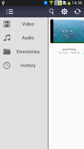 Media Player - Video Music